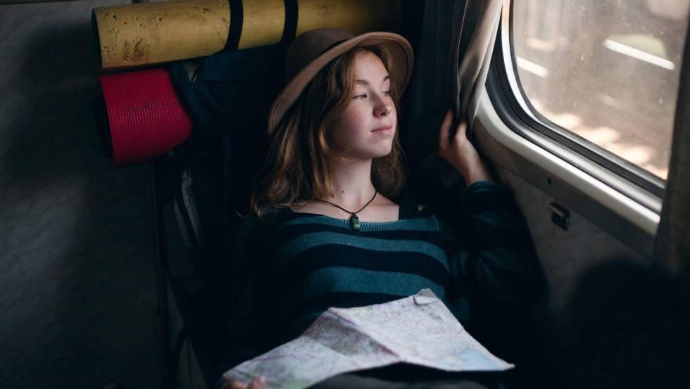 Todos deberían recorrer Europa en Interrail con una mochila.